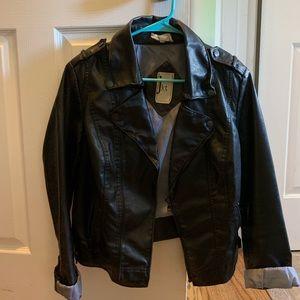 Anthropologie (jkt) Vegan Leather Jacket